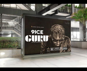 9ice guru artwork
