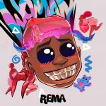 rema woman artwork